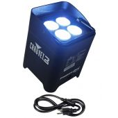 Chauvet Freedom Par Hex-4 Wireless Battery-Operated LED Par