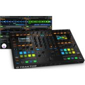 Native Instruments TRAKTOR KONTROL S8 - 4-Channel Stand-Alone Mixer