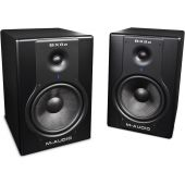 "M-Audio Studiophile BX8a Deluxe 8"" 130-watt Active Studio Monitors"