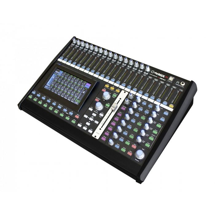 Ashly digiMIX24 - 24-Channel Digital Mixer