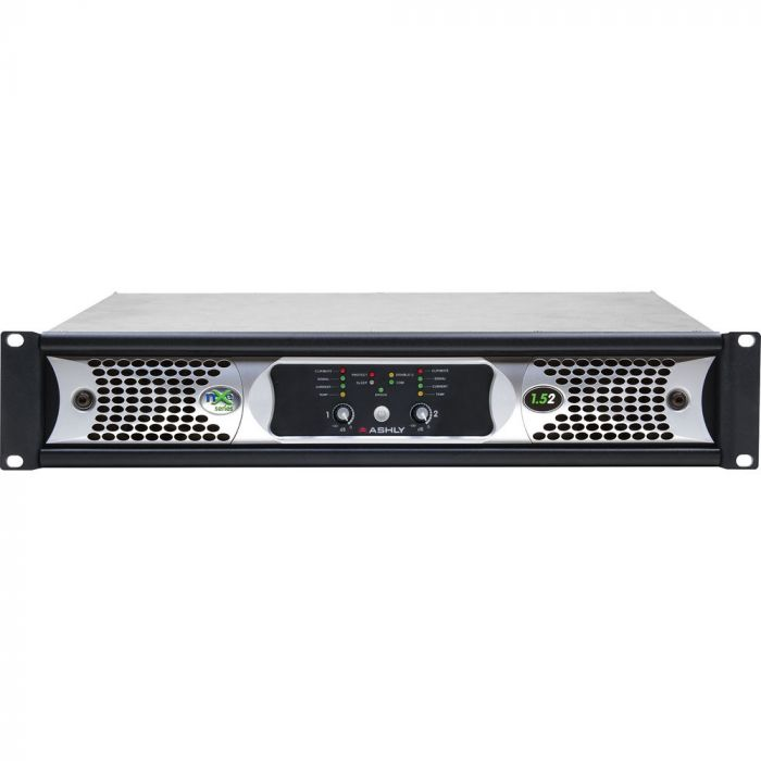 Ashly nXe1.52 -1250W 2-Channel Network Power Amplifier