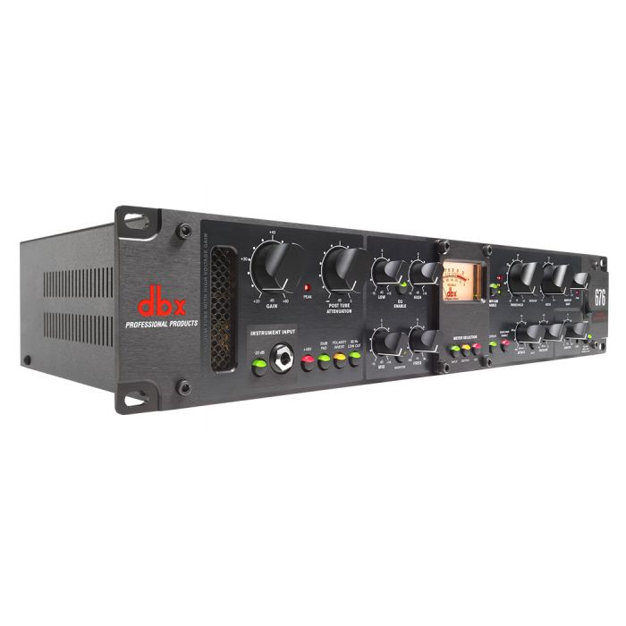 DBX 676 - Tube Microphone Preamp Channel Strip