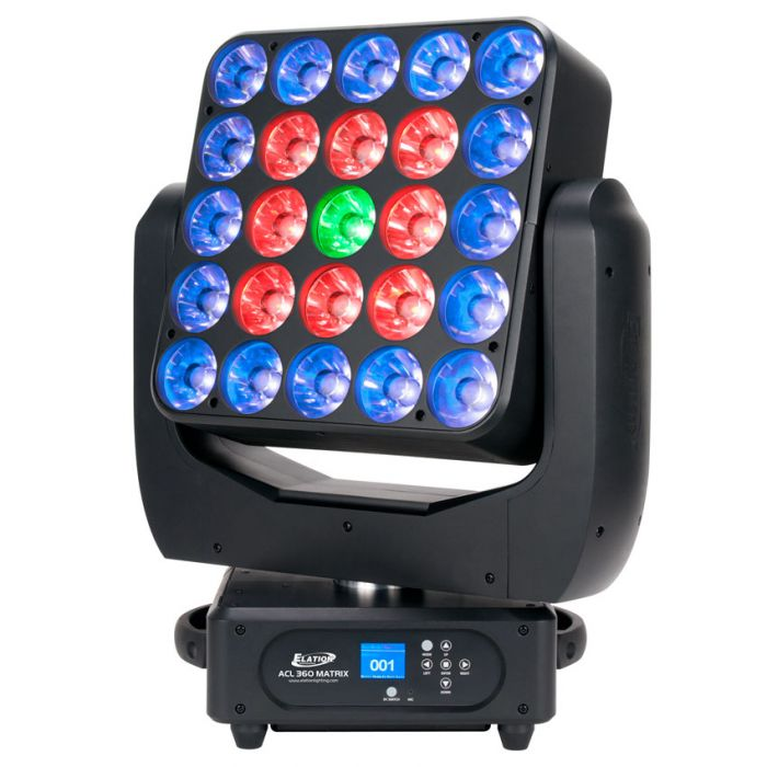 Elation ACL 360 MATRIX - Luminaire Moving Head