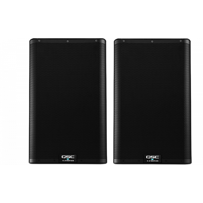 QSC K10.2 - Double Pack