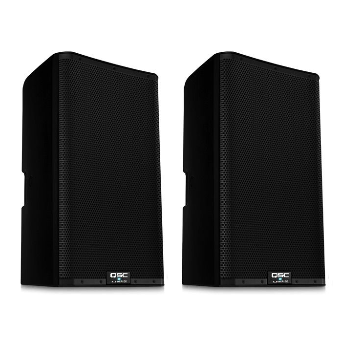 QSC K12.2 - Double Pack