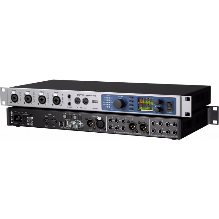RME Fireface UFX II - USB Flagship Interface