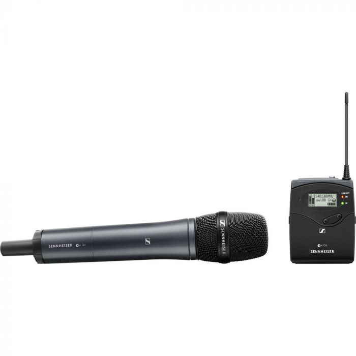 Sennheiser EW 135P G4 - Camera-Mount Wireless Microphone System