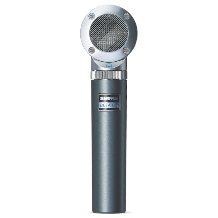 Shure BETA 181 Ultra-Compact Side-Address Instrument Microphone