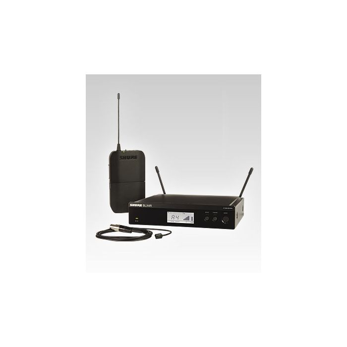 Shure BLX14R/W93 - Lavalier Wireless System With WL93 Lavalier