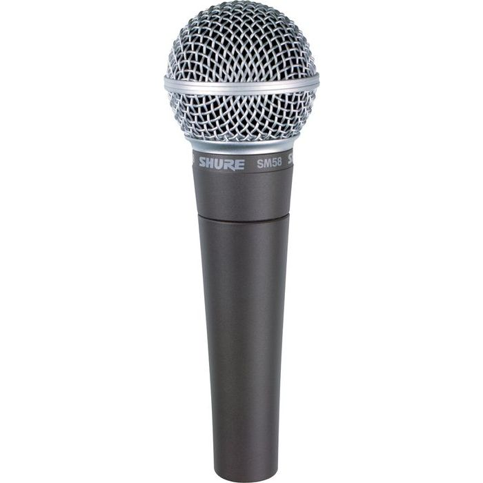 Shure SM58S legendary Vocal Microphone With Switch