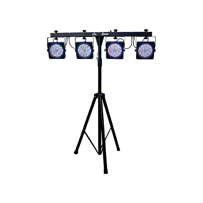 Chauvet 4BAR - 4-Pack LED Wash Lights