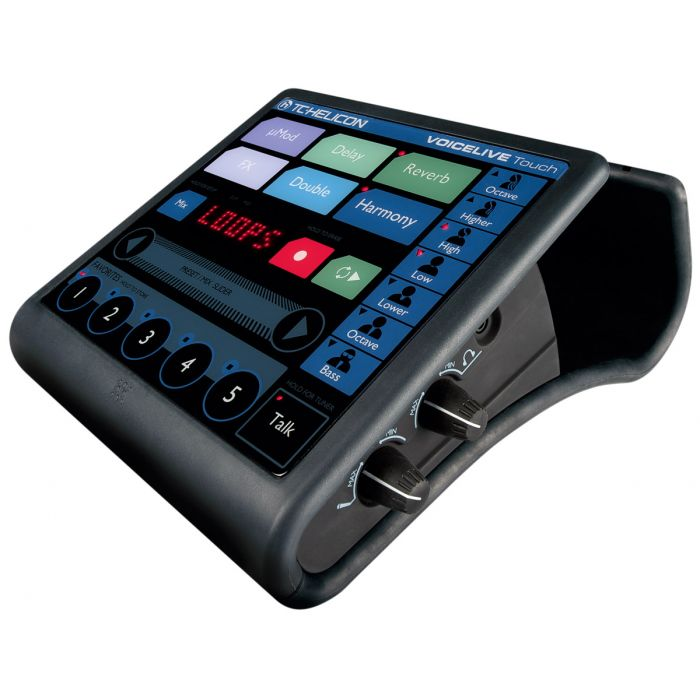 TC Helicon VoiceLive Touch Vocal Effects With Touch Interface